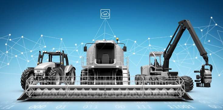 Сельскохозяйственные и лесные машины