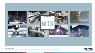 Система ЧПУ MTX. Краткий обзор