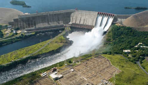 Guri Dam, Venezuela