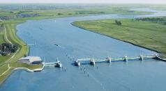 Защитные гидротехнические сооружения и водорегулирующие сооружения