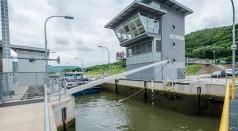 Обеспечение навигации по рекам и каналам