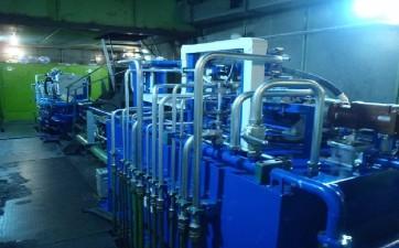 Проект модернизации фрезерных машин «Wirth»